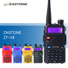 ZASTONE ZT-V8 Walkie Talkie Same as baofeng uv5r Dual Band VHF UHF Two Way CB Ham Radio Transceiver uv-5r Style Walkie Talkies