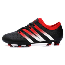 2017 New FG Soccer Shoes Mens soccer cleats sport men shoes 38-44 football men boot free shipping HG AG cleats boots S32