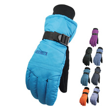 New Design Snowboard Gloves Professional Waterproof Windproof Outdoor Sport Ski Gloves Cycling Gloves Men And Women