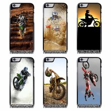 Dirt Bikes motorcycle race Moto Cross Case For Samsung S4 S5 S6 S7 S8 Eege Plus Note 2 3 4 5 8 for Huawei P8 P9 P10 Lite 2017