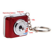 New gadget X3 Portable High Quality Camcorder Mini Digital Camera Smallest DV for Business Home security Travel and Life