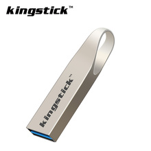 Simple And Easy Style U Disk 4GB 8GB 16GB 32GB 64GB Metal Keychain Pen Drive Reliable Performance USB Flash Drive USB 2.0