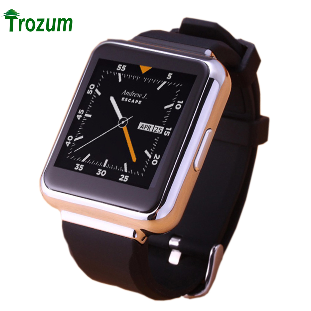 Q1 Smart Watch Android 5.1 OS MTK6580 Quad core 512MB/4GB 1.54' Screen Support WiFi GPS 3G Nano Sim Google Play SmartWatch(China)