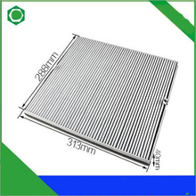 31.3*28.8*4cm Air Purifier Parts Dust Collection Filter AC4125 for Philips AC4006 Air Purifier(China)