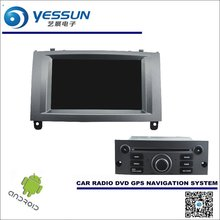 Car Android Navigation System For Peugeot 407 2004~2010 - Radio Stereo CD DVD Player GPS Navi BT HD Screen Multimedia