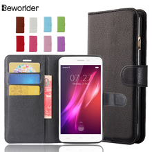 Buy HomTom HT27 Case Lichee Pattern High Card Slots Stand Wallet Flip Bags Phone Cases Cover PU Leather Case for $3.63 in AliExpress store
