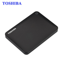 "Toshiba Canvio Connect II 2.5"" External Hard Drive 2TB USB 3.0 HDD Desktop Laptop Encryption Hard Disk Storage Devices HD Disk(China)"
