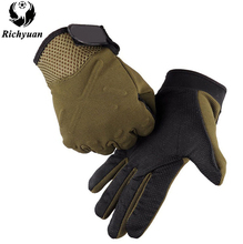 New Gym Gloves Army Tactical Gloves Men Sports Mittens Half Finger Bicycle Fitness Gloves Military Women Gloves