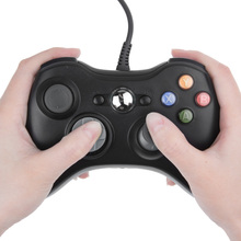 USB Wired Game Controller For xbox360 Gamepad Joypad Joystick For Xbox 360 Controller Slim Accessory PC Computer