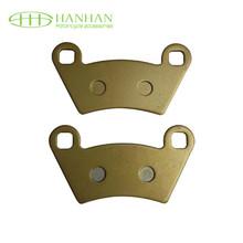 High quality Wholesale and retail Front Rear Brake Pads Fit Ranger (2x4/4x4) 02-04 UTV 2x4 (Utility task vehicle series 10) 03(China)