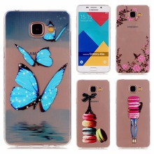 For Samsung Galaxy A5 2016 Case Phone Cover Embossed Cute Pattern Printing TPU Case for Samsung A5(2016) Case SM-A510