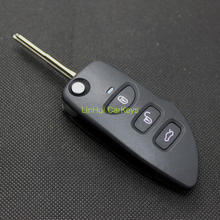 LinHui for KIA CERATO Blank Car Key Shell 3+1 Buttons Uncut Cooper Blade Modified Remote Blank Keys ABS Shell 1 PC