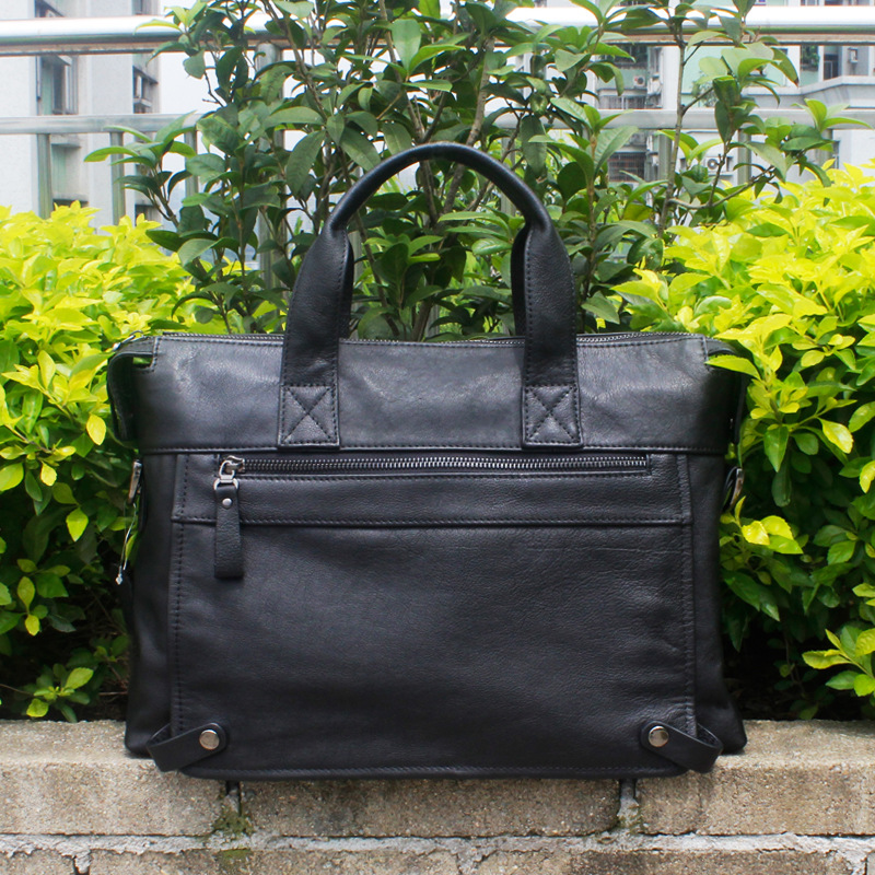 genuine leather briefcase (12)