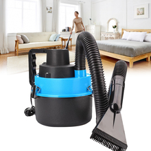 Vehemo 12V Wet Dry Vac Vacuum Cleaner Inflator Portable Turbo Hand Held for Car Shop(China)