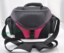 new pink style Photo camera bag case for Canon eos Nikon D Samsung Fujifilm sony  Camcorder