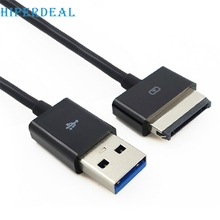 HIPERDEAL Hot Sale Mecall USB3.0 To 40pin Charger Data Cable For Asus Eee Pad Transformer TF101 Tablet Drop Shipping wholesale