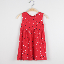 Baby Dress Newborn For Wedding Dresses Kids Clothes Summer 2017 Baby Girl Red Dress