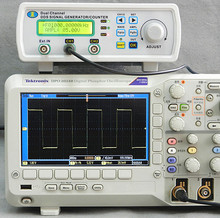 MHS-5200P+ Digital Dual-channel DDS Signal Generator Arbitrary waveform generator Function 6MHz Amplifier 5MHz