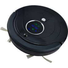 big discount ! Brand robot vacuum cleaner ,robotic ,blueteeth remote control ,Li-battery , long working time ,strong suction(China)