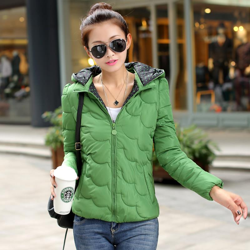 Korean Winter Coat Short Slim Down Jacket Solid Color Light Womens Jackets And Coats Parkas For Women Winter XXL Casaco FemininoОдежда и ак�е��уары<br><br><br>Aliexpress