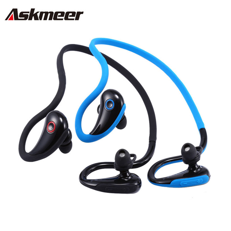 Wireless Bluetooth 4.1 Sport Earphone Headset Anti-Sweat Stereo Running Earbuds with Mic Handfree Calls for iPhone Xiaomi HuiWei<br><br>Aliexpress