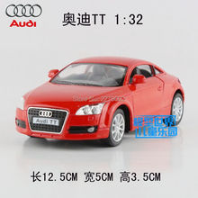KINSMART Die Cast Metal Models/1:32 Scale/2008 Audi TT Coupe toys /for children's gifts or for collections