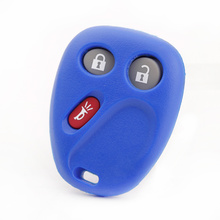 CN CLEARANCE Replacement Keyless Entry Remote Key Fob Clicker Transmitter for GMC/Chevrolet BLUE