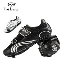Tiebao cycling shoes men 2017 Mountain bike sapato feminino sapatilha ciclismo mtb women sneakers black street sports bike shoes