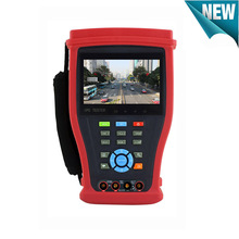 4.3 inch 8MP TVI CVI 5MP AHD 4K H.265 IP camera AHD CVI TVI CVBS IP CCTV tester with Digital multi-meter Cable tracer test(China)
