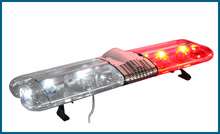 Higher star DC12V/24V,150W, 120cm car rotate warning lightbar,Emergncy light bar for police ambulance fire,waterproof IP68(China)