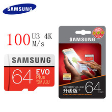 Buy SAMSUNG Micro SD Card Memory Card 32GB 16GB 256GB 128GB 64GB 100Mb/s Class 10 Microsd Flash TF Card Phone SDHC SDXC for $2.62 in AliExpress store