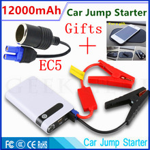 2017 Mini Emergency Starting Device 12V Car Jump Starter Portable Starter Power Bank Car Charger for Car Battery Booster Buster(China)