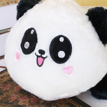 2017 Cute  Kawaii 25cm Giant Panda Plush Doll Toy Pillow Stuffed Valentine's Day Gift  APR27_17