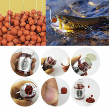 Top quality Carp Crucian Carp Fish Coarse Fishing Baits Granules Balls Boilies Lures Boilies Lures Tackle free shipping(China)
