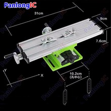 Miniature Precision Multifunction Milling Machine Bench Drill Vise Worktable X Y-axis Adjustment Coordinate Table Workbench(China)