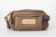 Caden F0 Mini Digital Camera Bag Canvas Micro Single Camera Case Multifunctional Waist Packs For Sony Olympus