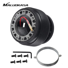 MALUOKASA Car Auto Racing Steering Wheel Racing Quick Release Hub Adapter Snap Off Boss Kit For Honda Civic EG EG2 EG6 EG9(China)