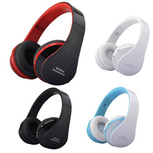 Original Headphone Foldable Wireless Headset Stereo Earphone Bluetooth Headphone for iPhone Mobile Cell Phone
