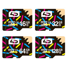 LD 8GB/16GB/32GB/64GB/128GB Micro SD Card Class10 UHS-1 8GB Class 6 Micro SD 32GB Memory Card for Smartphone(China)
