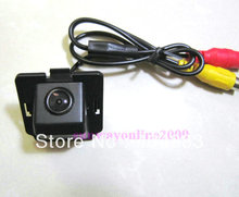 Free Shipping !!! Wireless SONY CCD Car Rear View Reverse Parking Backup Safety CAMERA for MITSUBISHI OUTLANDER with Guide Line