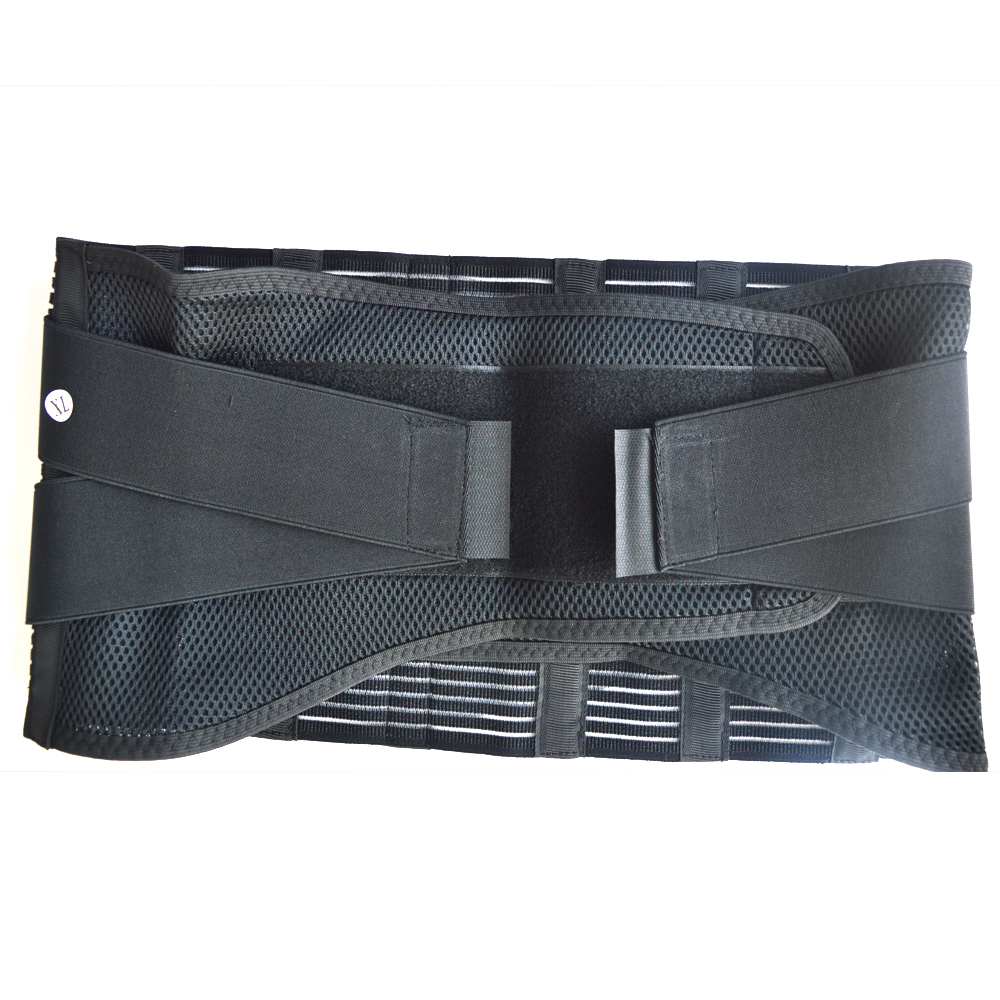 Magnetic-Double-Pull-Strap-Back-Support-Brace-Belt-Lower-Pain-Black-Back-Ache-Support-Orthopedic-Spinal (2)