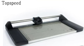 Manual Rotary paper cutter trimmer 860mm /33.8inch