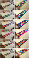 Noble Chinese Vintage Mixed Silk&Brocade Square Pattern Table Runner Bed Flag(China)