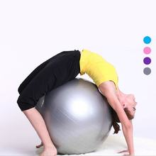 Eco European popular multi-use thicken burstproof pvc exercise Yoga ball Gym center indoor trainning fitness balls 65cm HW235