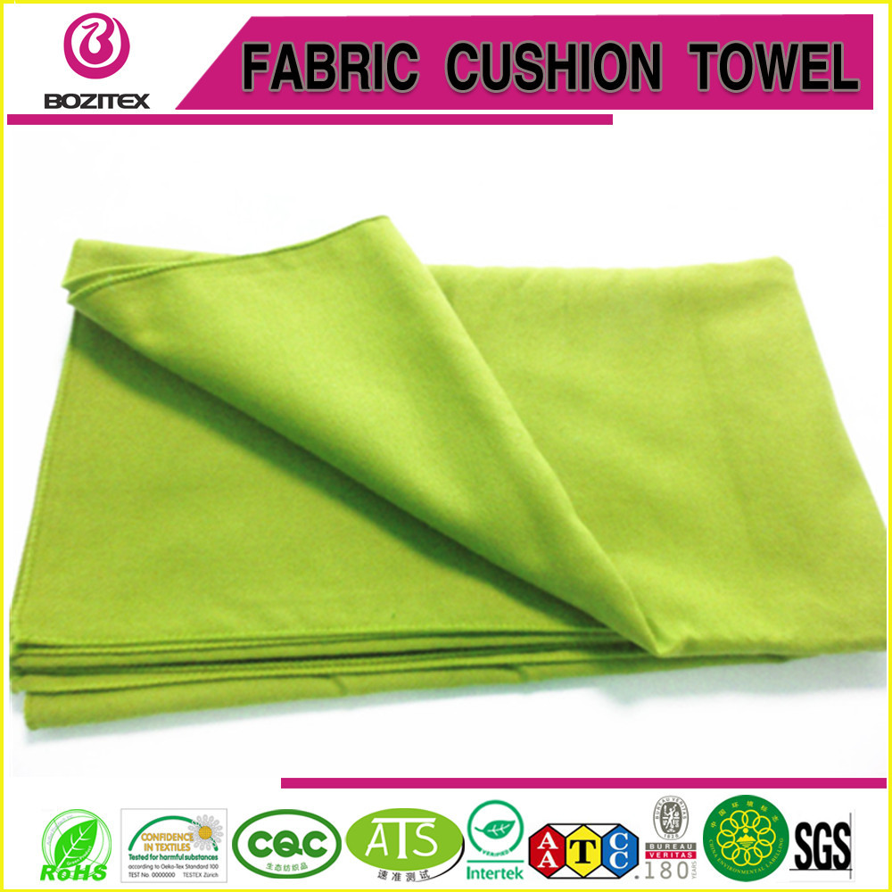 Wholesale 80 polyester 20 polyamide quick dry cleaning golf sports microfiber towel(China (Mainland))