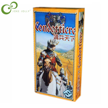 Free shipping Condottiere Full Set Card Game Board Family Friends party Games GYH(China)