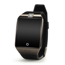 New Arrival Bluetooth smart watch Apro Q18s Support SIM GSM Video camera Support Android/IOS Mobilephone pk GT08 GV18 U8 DZ09