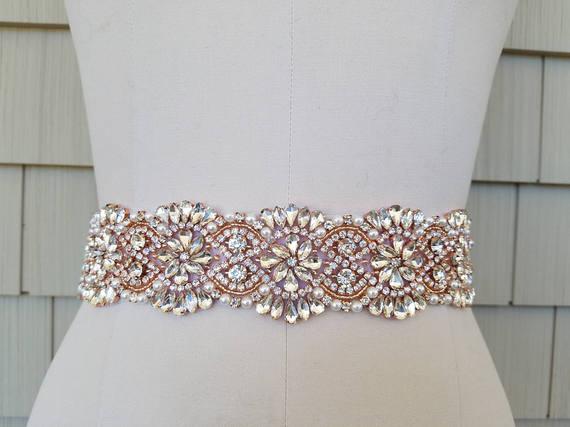 Detail Feedback Questions about MissRDress Big Size Wedding Belt ... c8d7cb455bf1