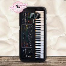 Electronic Piano Funny Pattern Case For Galaxy S8 S7 S6 Edge Plus S5 mini S4 active Ace S3 Core Note 4 Win(China)