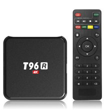 Mesuvida T96R Smart Android 5.1 TV Box RK3229 Quad Core 32bit 2.4GHz WiFi Bluetooth4.0 2GB 8GB Set-top Box 1080P 4K Media Player(China)